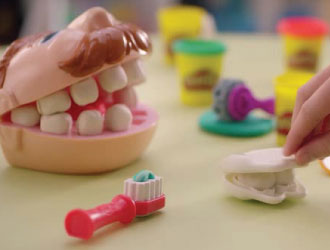 Play‑Doh Doctor Drill 'n Fill from Hasbro