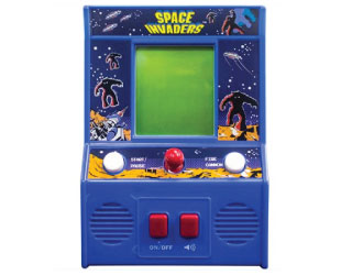 Space Invaders Arcade Game from The Bridge Direct