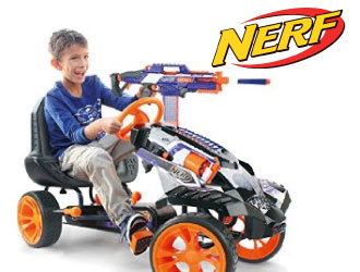 Nerf Battle Racer from Hauck
