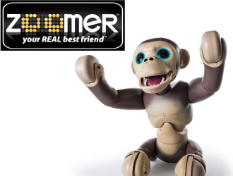 Zoomer Chimp from Spin Master