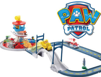 PAW Patrol Launch 'n' Roll Lookout Tower from Spin Master