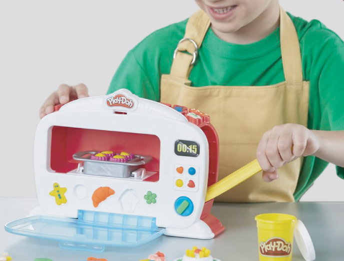 Playdough Kitchen Creations Magical Oven