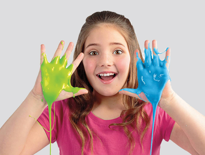 Nickelodeon Slime Neon & Glow from Cray-Z-Art