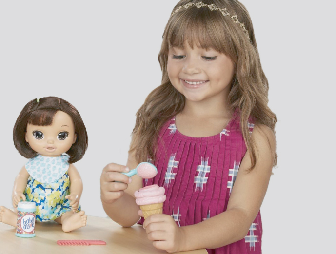 Baby Alive Magical Scoops Baby from Hasbro