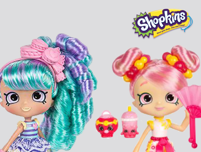 Shopkins from Moose Toys