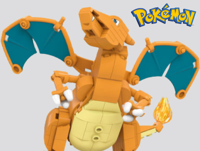 MEGA Construx Charizard from MEGA