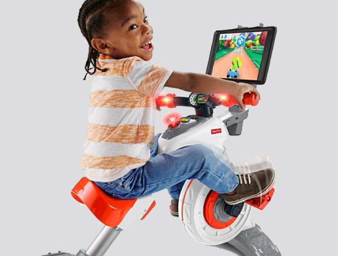 Smart Cycle from Fisher-Price
