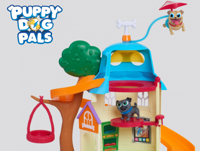 Puppy Dog Pals Doghouse Playset from Just Play