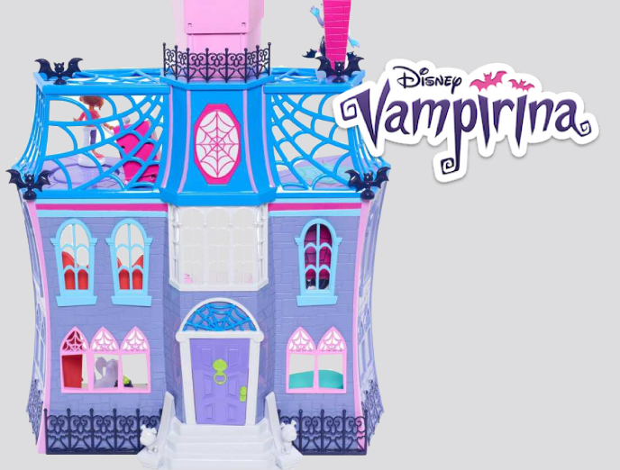 Vampirina Scare B&B from Just Play