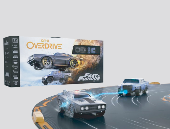Anki Overdrive Fast & Furious Edition by Anki