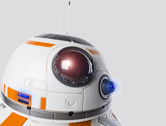 Star Wars Hero Droid BB-8 Full Interactive Droid