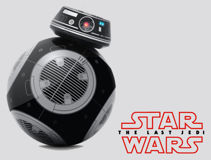 BB-9E App-Enabled Droid from Sphero