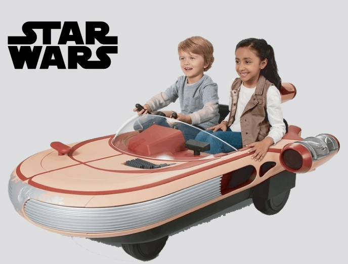 Star Wars Luke Skywalker's Landspeeder
