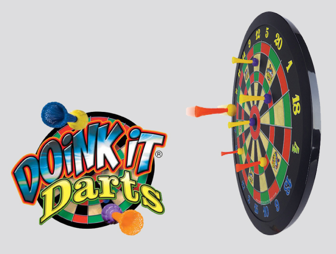 Doinkit Darts from Marky Sparky