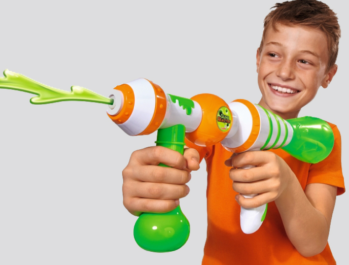 Slime Blaster from Zimpli Kids