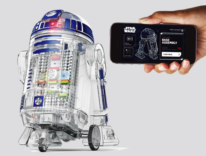 Star Wars Droid Inventor Kit from Littlebits Inc.