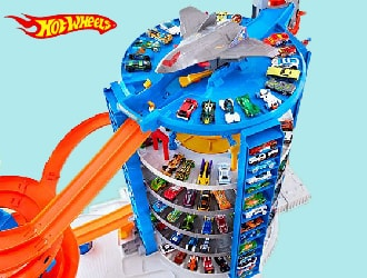 Hot Wheels Super Ultimate Garage from Mattel