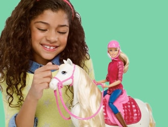 Barbie Dreamhorse from Mattel