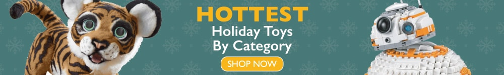 Most Wanted Toys for 2017 by Category