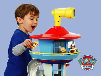 PAW Patrol My Size Lookout Tower from Spin Master
