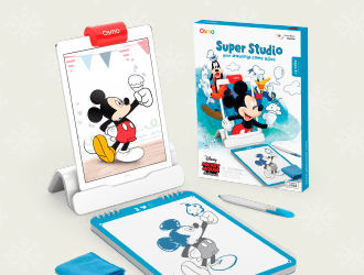 Osmo Super Studio Mickey Mouse & Friends and Disney Princess
