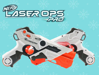 Nerf Laser Ops Pro from Hasbro