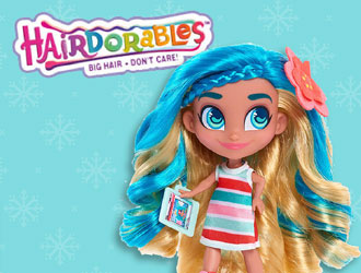Hairdorables Series 1 from Just Play