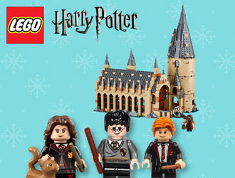 LEGO Harry Potter Hogwarts Great Hall from LEGO