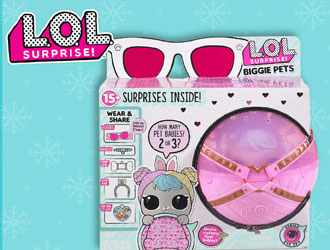 L.O.L. Surprise! Biggie Pets from MGA Entertainment