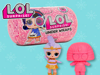 L.O.L. Surprise! Under Wraps from MGA Entertainment