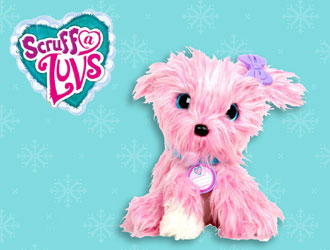 Little Live Scruff-a-Luvs from Moose Toys