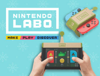 Nintendo Labo Toy-Con Variety Kit from Nintendo