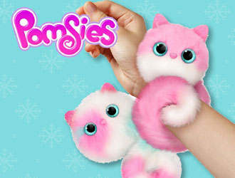 Pomsies from Skyrocket Toys