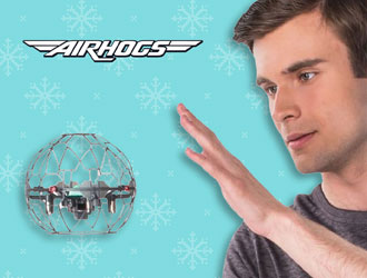 Air Hogs Supernova From Spin Master