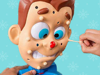 Dr. Pimple Popper Pimple Pete Game from Spin Master