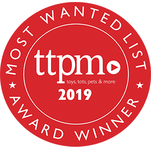 Most Wanted List Holiday 2019 Badge