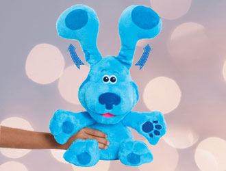 Blue's Clues & You Peek-A-Blue from Just Play