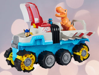 PAW Patrol Dino Rescue Dino Patroller from Spin Master