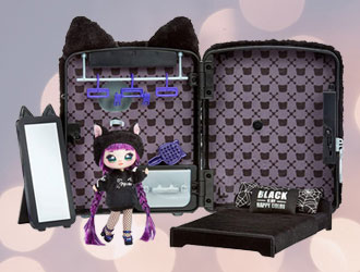 Na! Na! Na! Surprise 3-in-1 Backpack Bedroom from MGA Entertainment