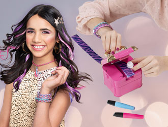 Cool Maker Hollywood Hair Extension Maker from Spin Master