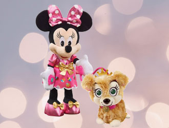 Minnie Mouse Party and Play Pup from Just Play