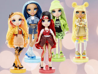 Rainbow High Dolls from MGA Entertainment