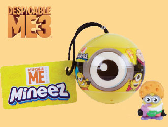 Minneez Blind Ball
