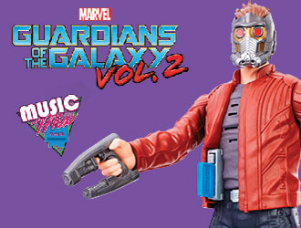 Music Mix Star-Lord