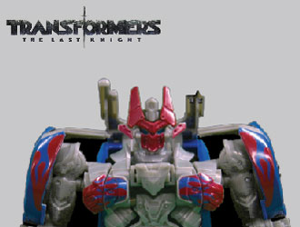 Optimus Prime Turbo Changer