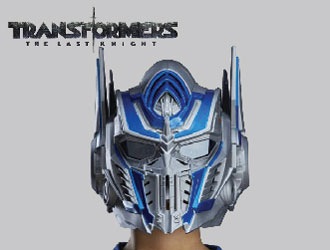 Optimus Prime Voice Changer Helmet