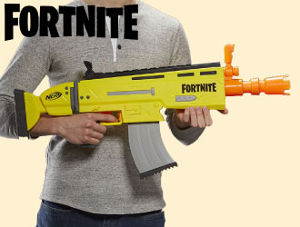 Nerf Fortnite Blasters from Hasbro