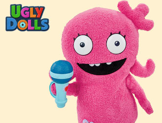 UglyDolls Dance Moves Moxy from Hasbro