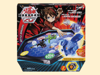Bakugan from Spin Master