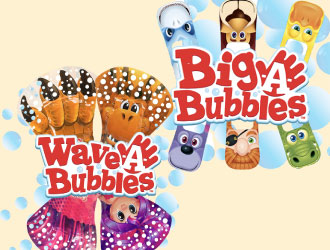 Wave-A-Bubbles and Big-A-Bubbles from Zing